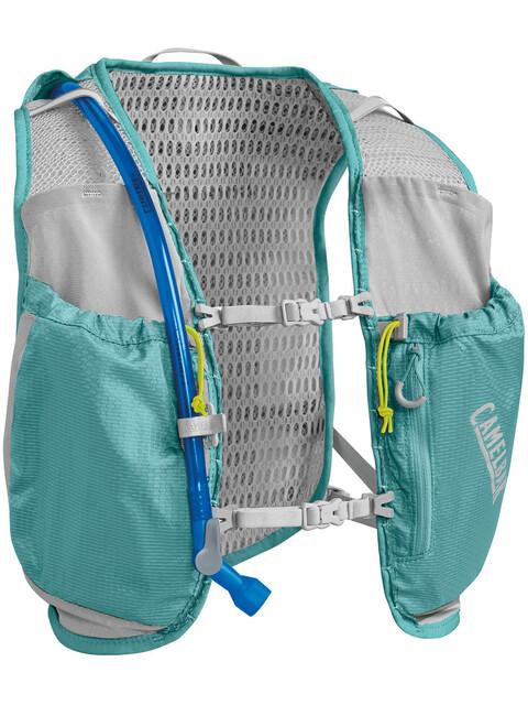 CamelBak W's Circuit Hydration Vest 1,5l aqua sea/ silver